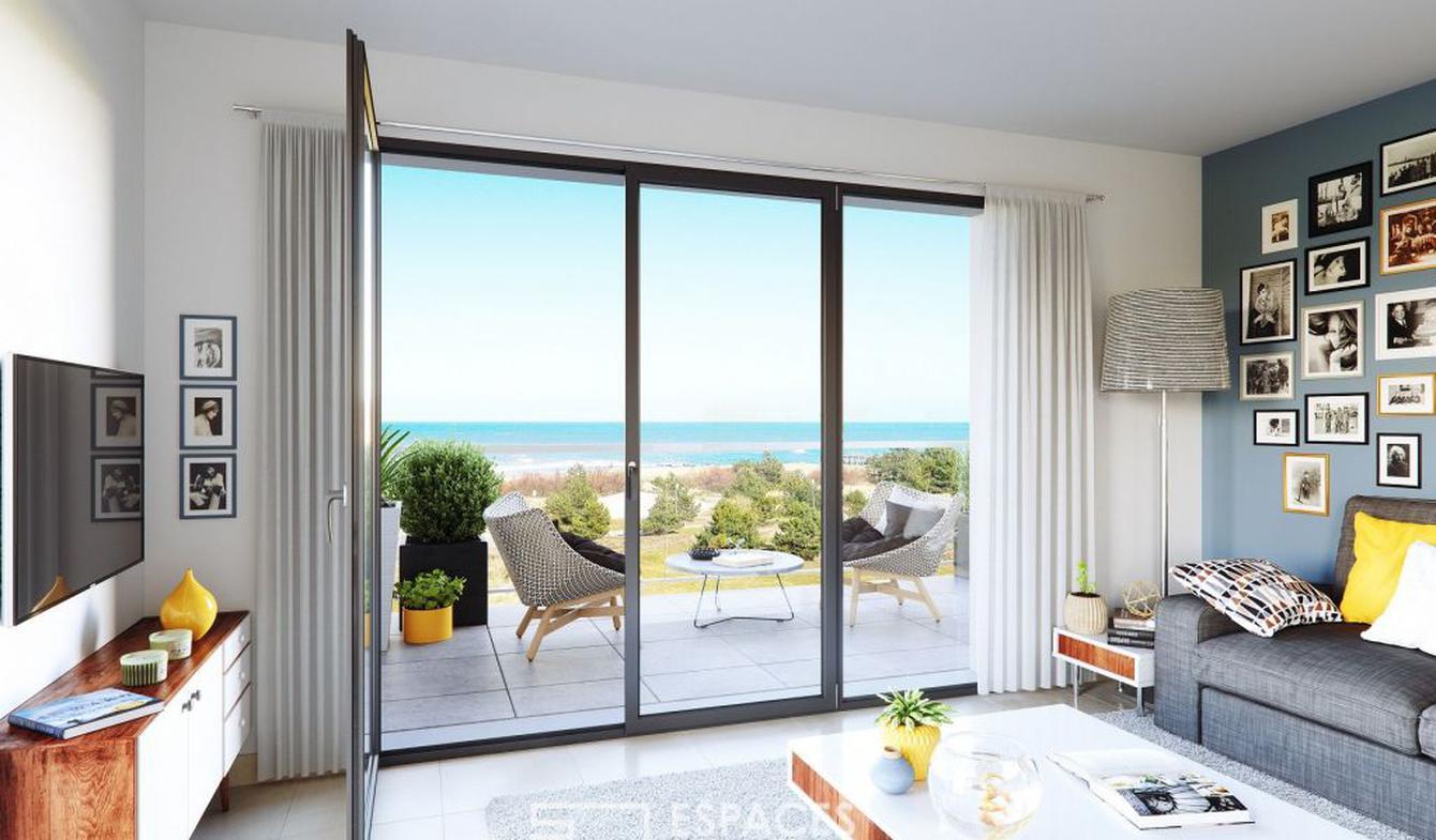 Appartement avec terrasse Courseulles-sur-Mer