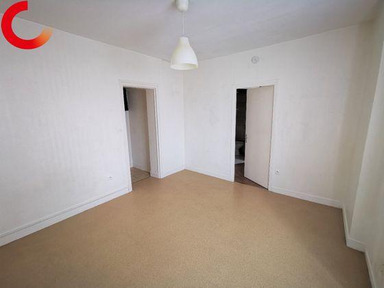 Vente studio 20,9 m2