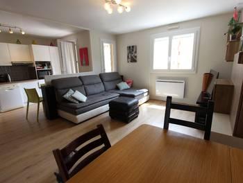 Appartement 3 pièces 61,02 m2