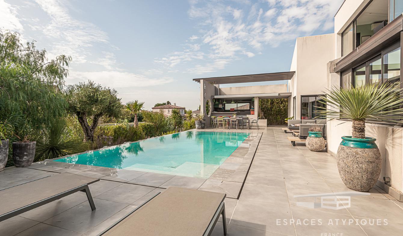 Maison avec piscine et terrasse Sète