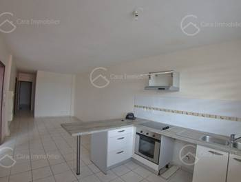 Appartement 3 pièces 58,52 m2