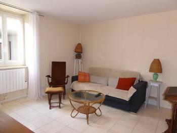 Appartement meublé 3 pièces 49,22 m2
