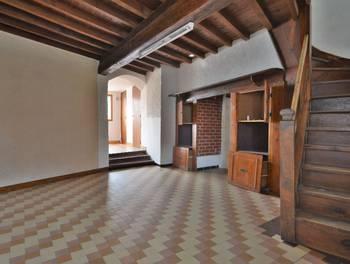 Maison 3 pièces 61,2 m2