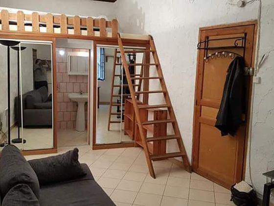 Vente studio 22,4 m2