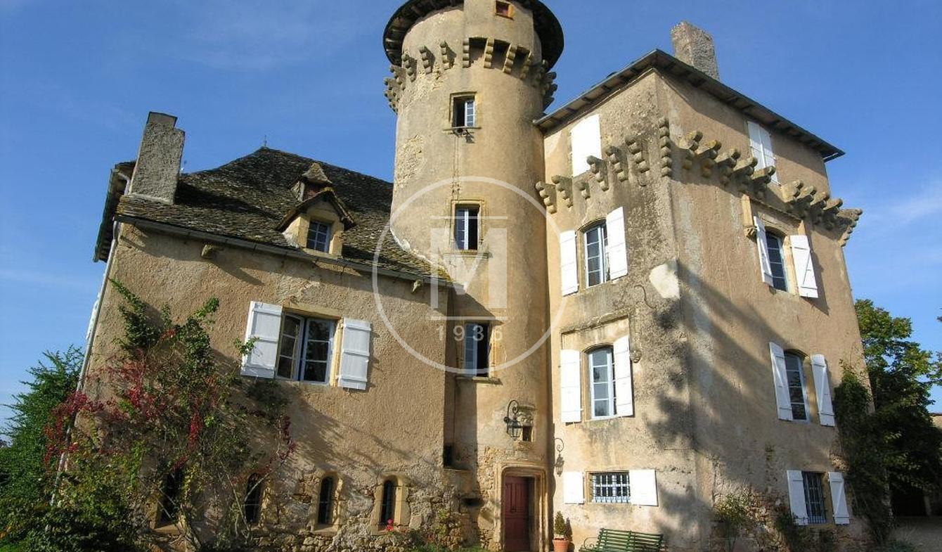 Maison avec terrasse Rignac