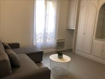 Appartement meublé 2 pièces 28,9 m2