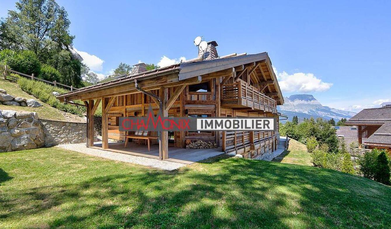 Maison avec terrasse Combloux