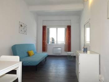 Studio meublé 27,49 m2