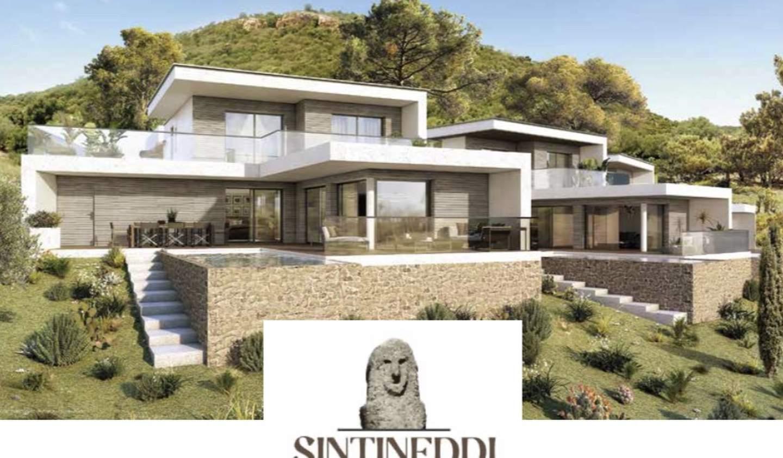 Villa avec terrasse Zonza