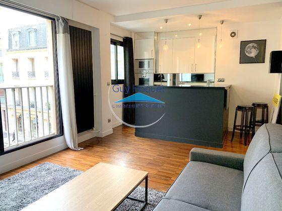 Location studio 30,21 m2