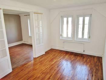 Appartement 2 pièces 49,33 m2