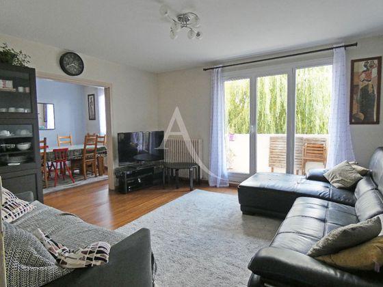 Vente appartement 5 pièces 86 m2