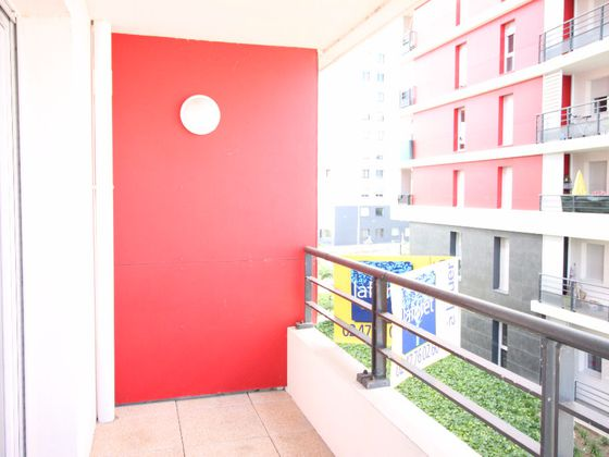 Location appartement 2 pièces 55,7 m2 à Tours