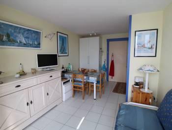 Appartement 3 pièces 27,89 m2