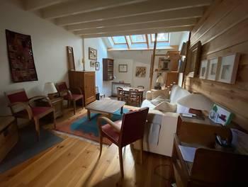 Appartement meublé 2 pièces 43,49 m2
