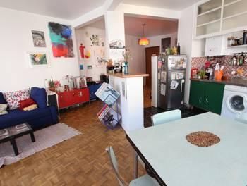 Appartement 4 pièces 90,64 m2