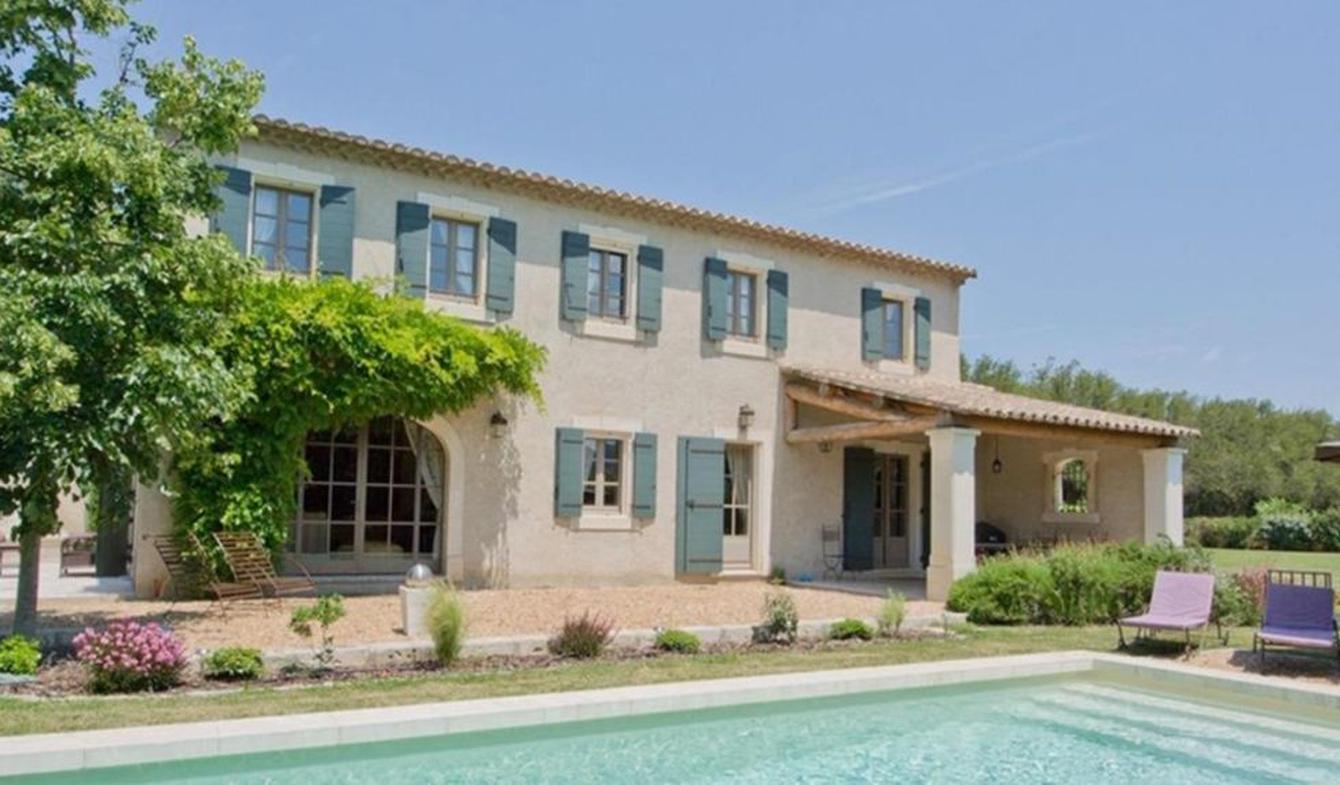Villa avec piscine et jardin Saint-Rémy-de-Provence