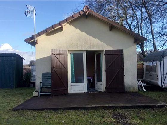Vente maison 1 pièce 19 m2