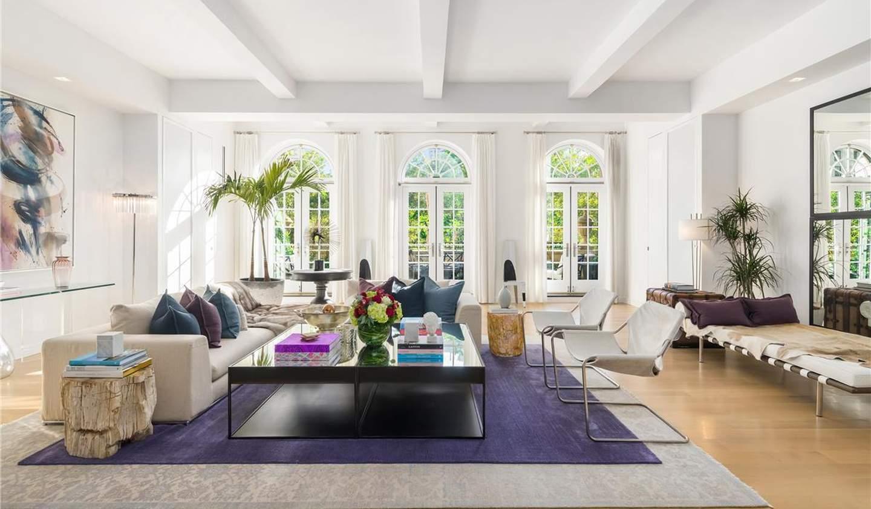 Appartement contemporain avec terrasse État de New York