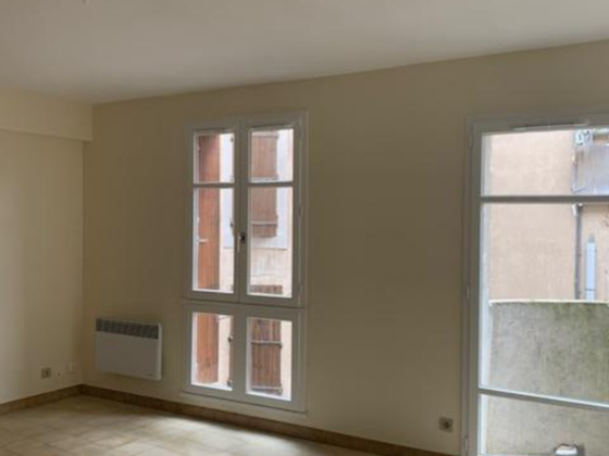 Location studio 25,59 m2
