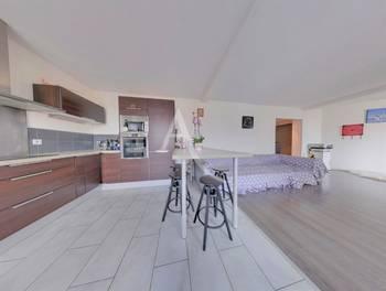 Appartement 4 pièces 99,48 m2
