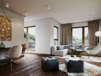 Appartement 3 pièces 75,57 m2