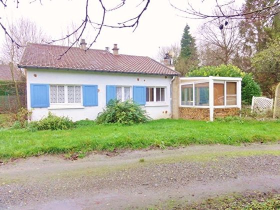 Vente maison 3 pièces 42,73 m2