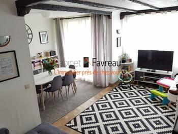 Appartement 4 pièces 61,91 m2