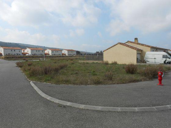 Vente terrain 366 m2