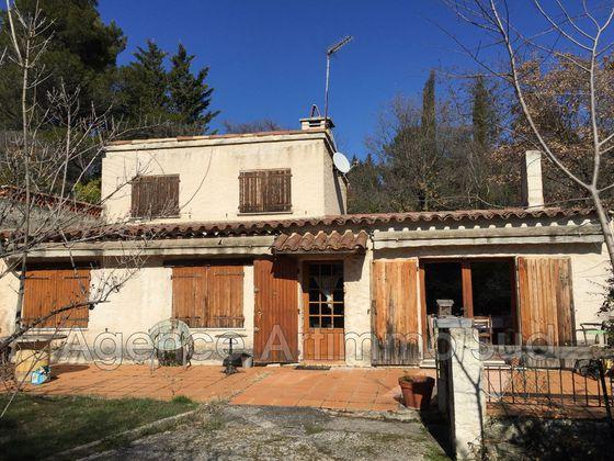 vente Maison 10 pièces 130 m2 Aix-en-Provence