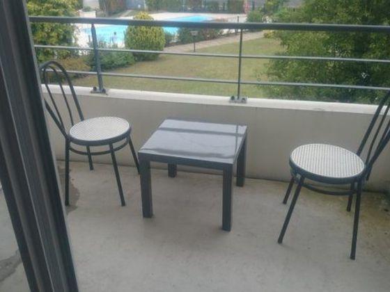 vente Appartement 2 pièces 42 m2 Tours