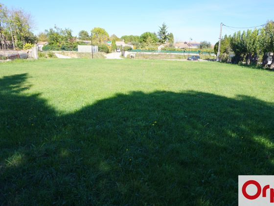 Vente terrain 1375 m2