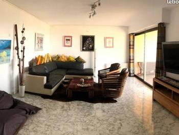 Appartement meublé 3 pièces 94 m2