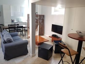 Appartement meublé 3 pièces 67,64 m2