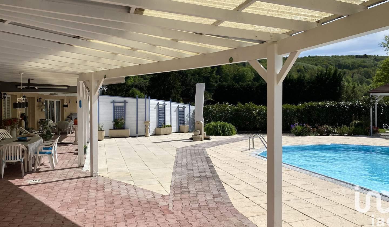 Maison avec piscine et terrasse Contamine-Sarzin