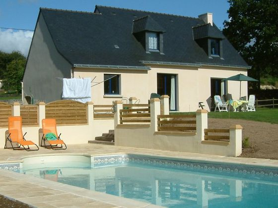 Vente Maison 6 pièces (120 m) 239900 € Melrand (56)   | Renovation-Travaux-Paca