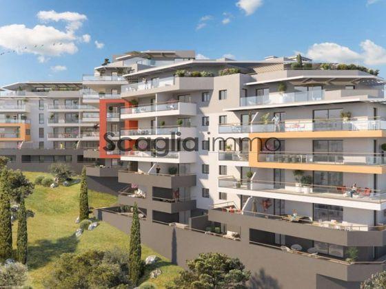 Vente appartement 4 pièces 124,85 m2