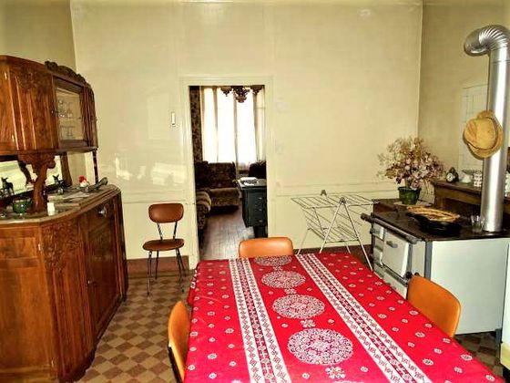 Vente maison 8 pièces 160 m2