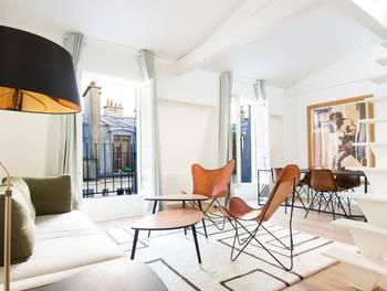Appartement meublé 2 pièces 35,53 m2