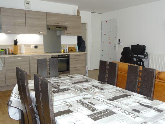 Vente appartement 4 pièces 77,19 m2