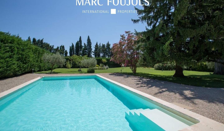 Propriété avec piscine Saint-Andiol