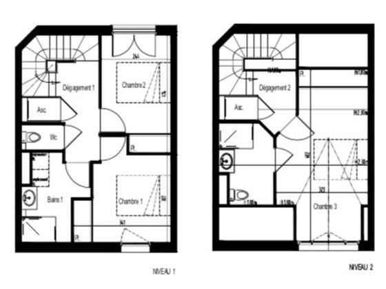 Vente maison 5 pièces 85,6 m2