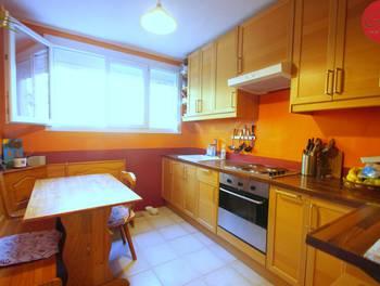 Appartement 4 pièces 63,82 m2