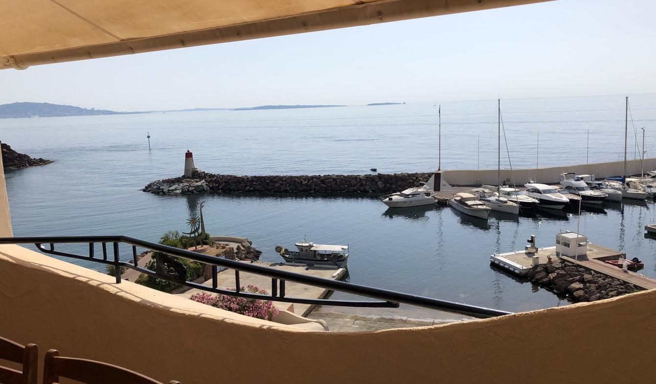 Appartement avec piscine Theoule-sur-mer