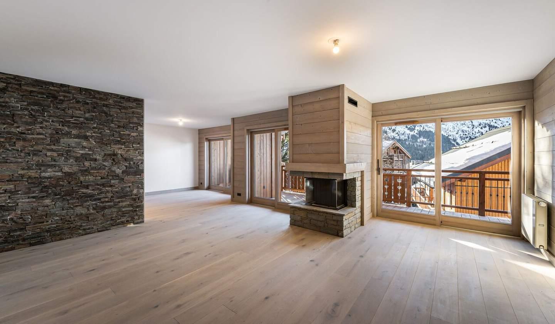 Apartment with terrace MERIBEL