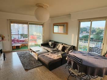 Appartement 3 pièces 62,68 m2