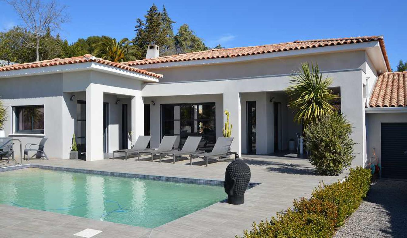 Maison avec piscine et terrasse Montpellier