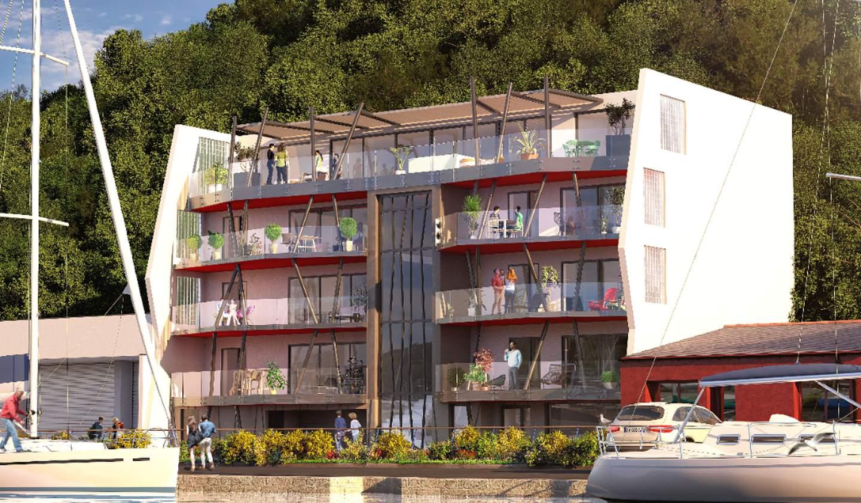 Apartment with terrace Plérin