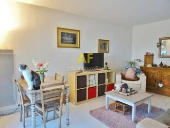 Appartement 2 pièces 43,53 m2