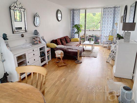 Vente appartement 4 pièces 69,71 m2
